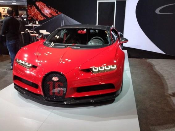 Bugatti Chiron Sport 1024x765 - Cinco joyas del Auto Show Internacional de Nueva York que debes tener en la mira