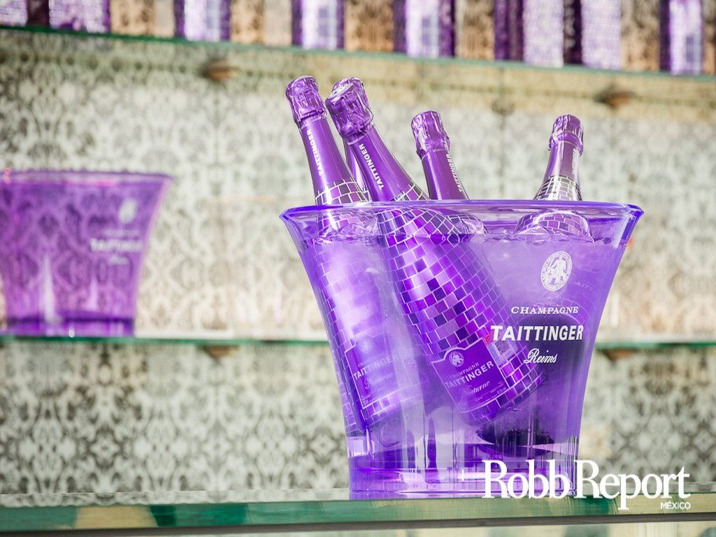 Inauguran los viernes de Champagne Rooftop de Taittinger