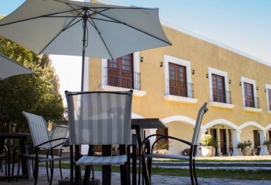 casonadelbanco - Estos son los hoteles más increíbles cerca de los viñedos mexicanos