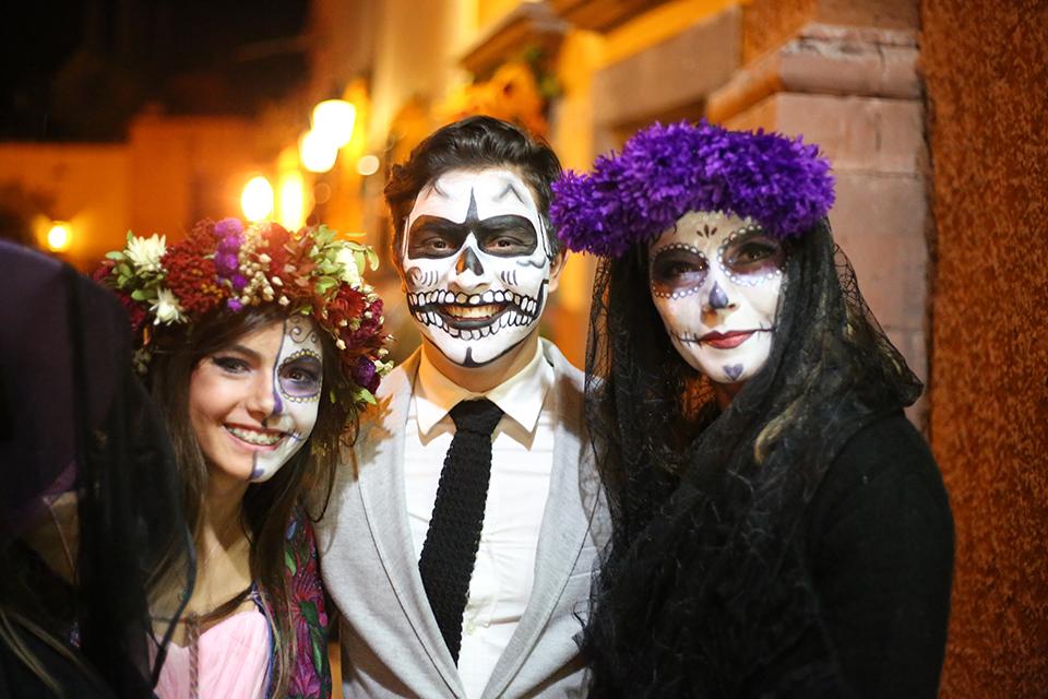 catrinas2 - Escápate a San Miguel de Allende para vivir Día de Muertos