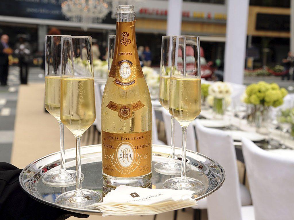 Tips Robb Report México para disfrutar una buena copa de champagne