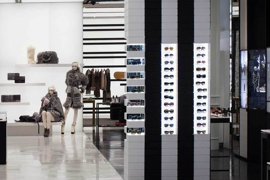 Chanel aparece en New York con su primera boutique de productos de belleza
