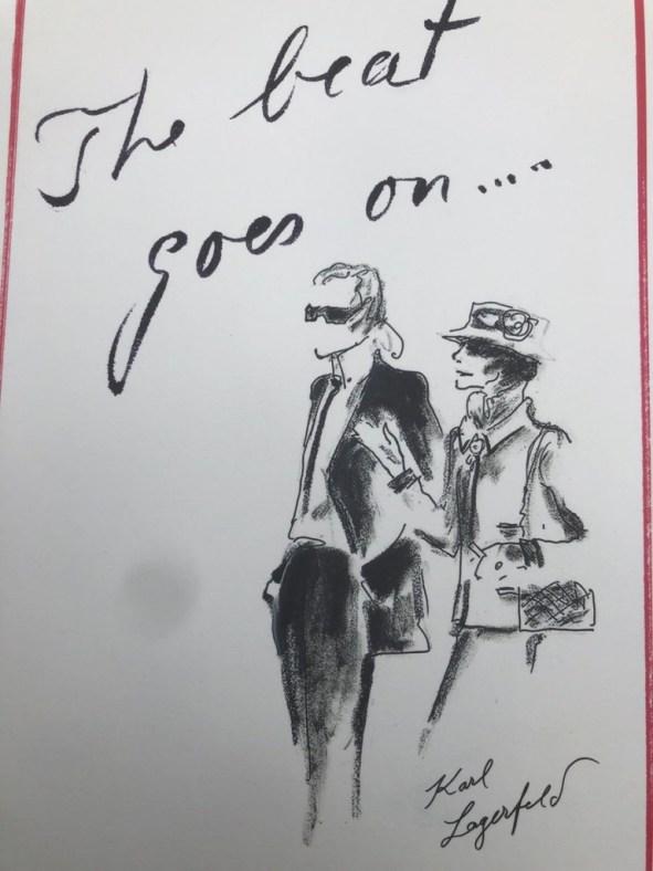 Chanelf2 1 768x1024 - Así fue el primer desfile de Chanel sin Karl Lagerfeld