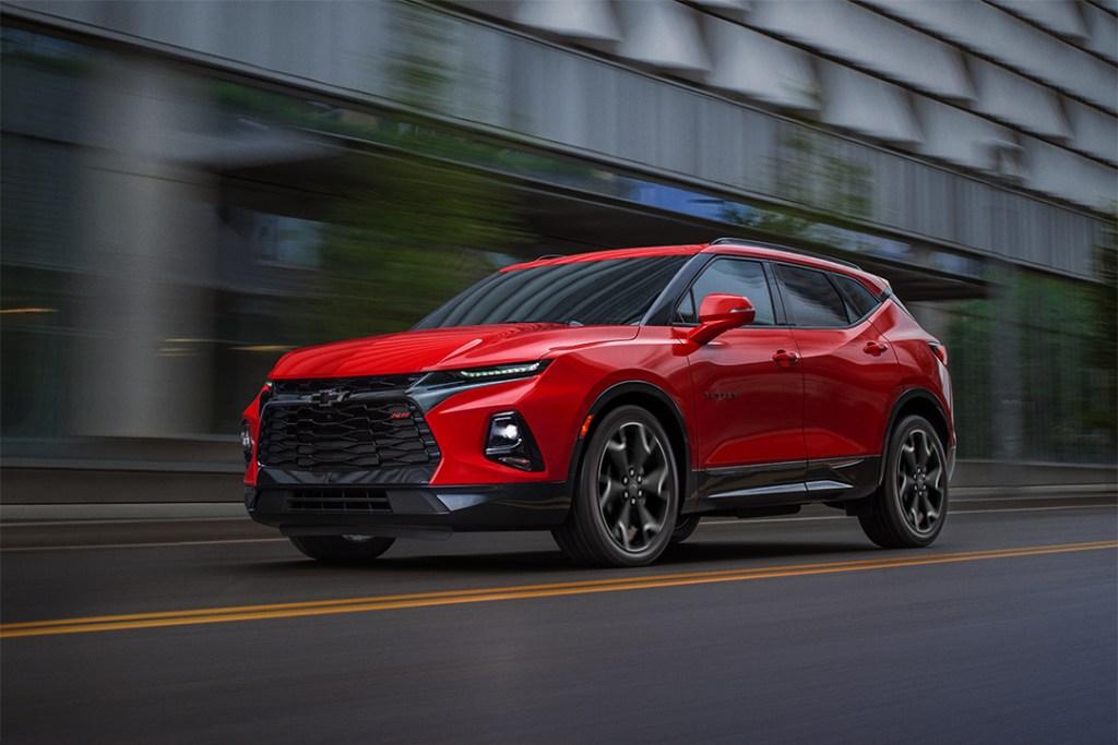 Todo lo que debes saber sobre la nueva Chevrolet Blazer 2019
