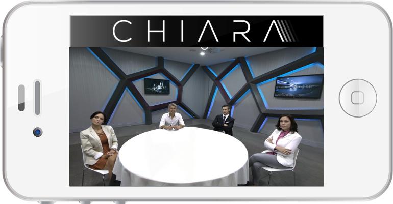 ChiaraApp - ¿Quieres perder el miedo a hablar en público? Chiara es para ti