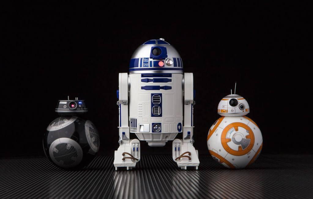 ¿Siempre quisiste tener tu propio R2-D2 en casa? Estos robots son para ti