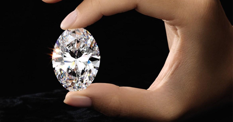 diamond hand fb - Este es el diamante más impecable y se subastará por más de 12 millones de dólares