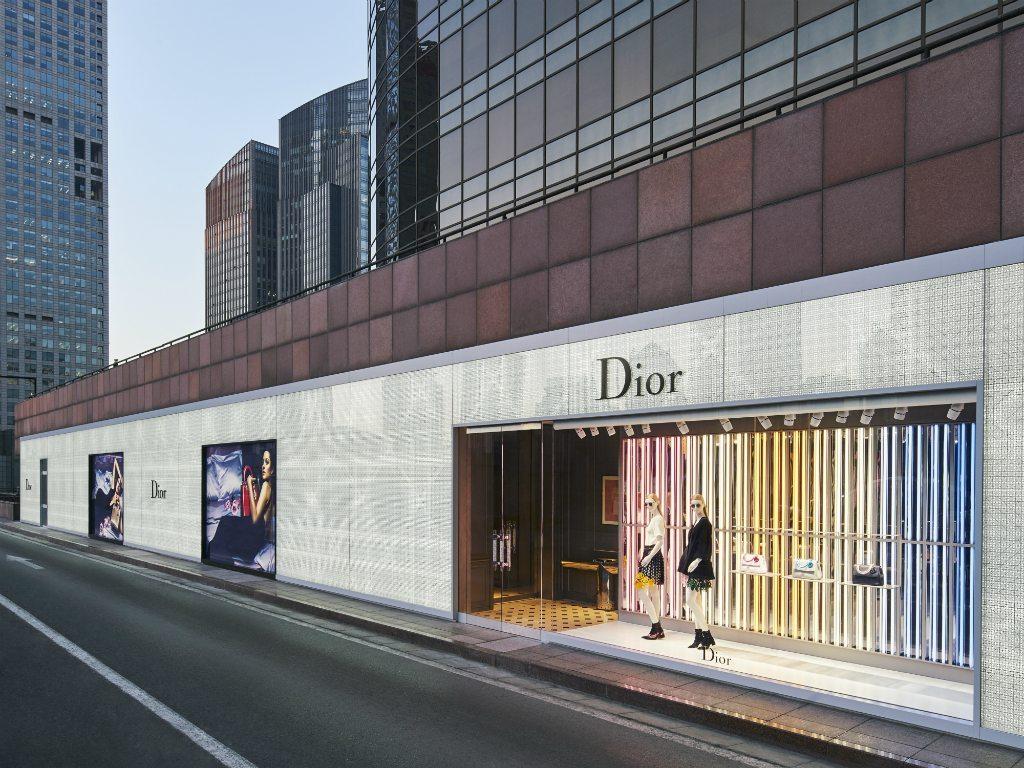 Dior inaugura su boutique más grande en Beijing