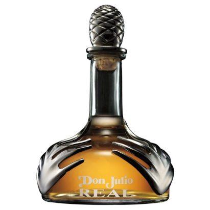 don julio real - 30 tequilas para la colección de un buen patriota