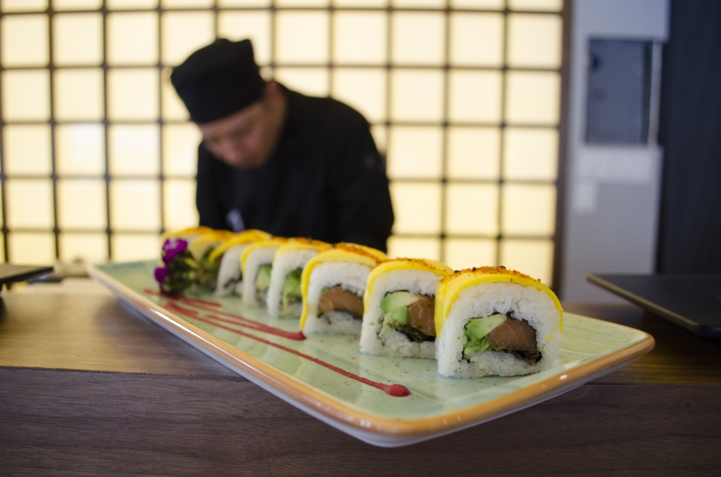DSC 0024 1024x678 - Nakama, un rincón muy millennial para amantes del sushi