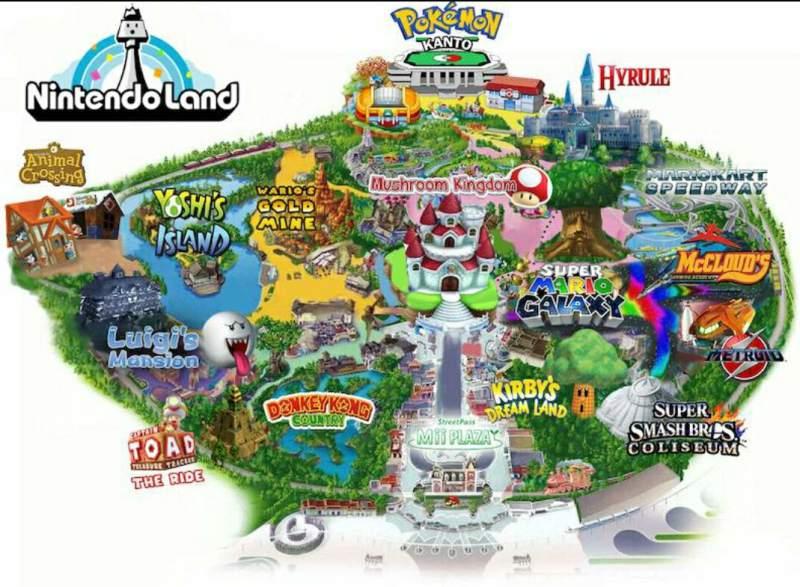 dt.common.streams.StreamServer - Así es, Studios Universal ha comenzado a construir Nintendo Land