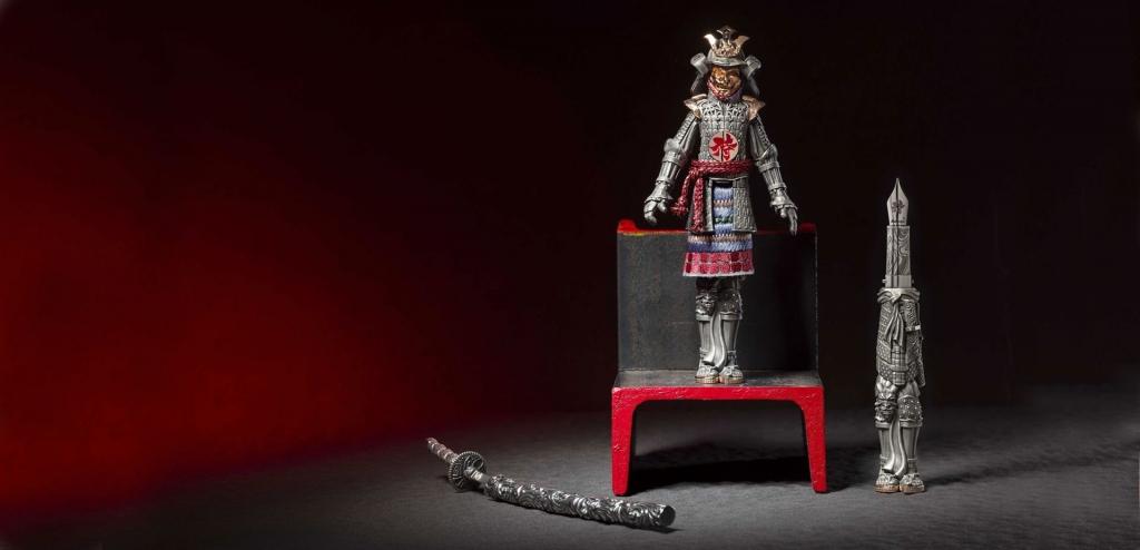 e397f4a samurai 1024x494 - Razones para adquirir plumas de lujo en una época donde nadie escribe