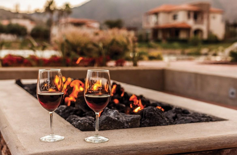 elcielo4 - Conoce El Cielo que alberga uno de los mejores viñedos de México