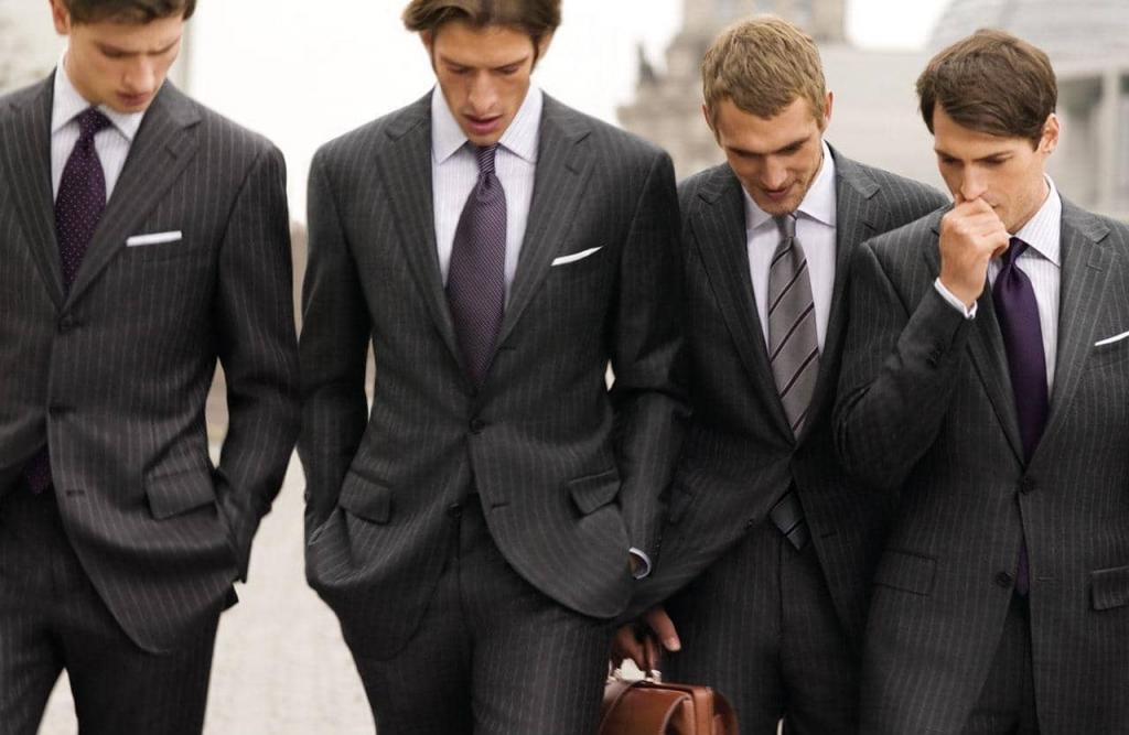 ermenegildo zegna suit tie suit 276933158 1024x667 - Los mejores trajes para empezar el año como todo un gentleman