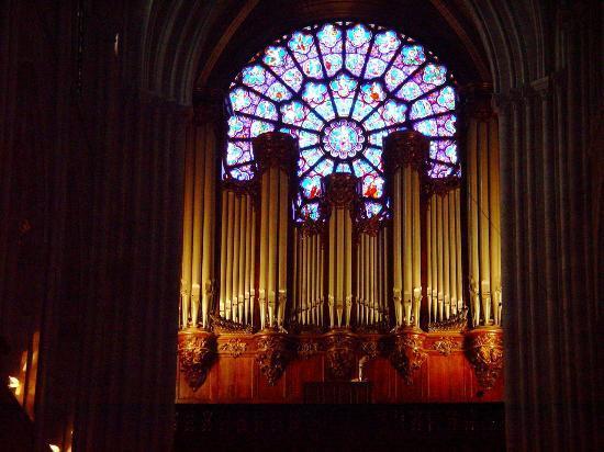 filename europa 2004 - Los tesoros que se perderán tras el incendio de Notre Dame