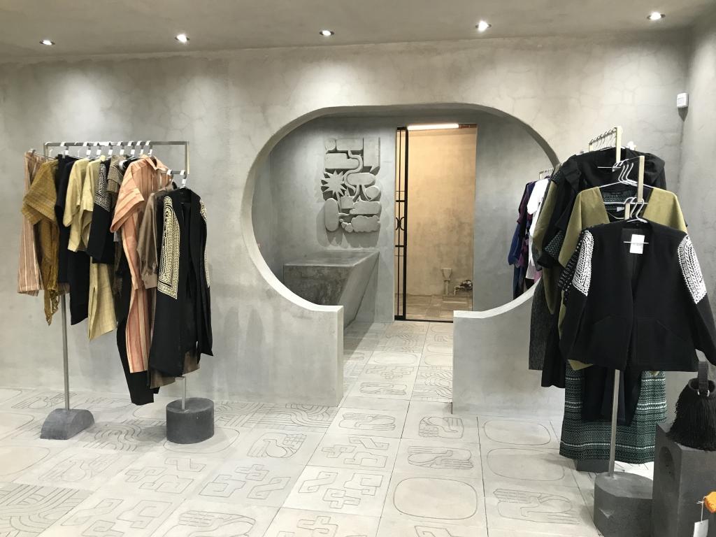 Flagship Store CF 4 1024x768 - Muy mexicana y muy suya, conoce la nueva boutique de Carla Fernández