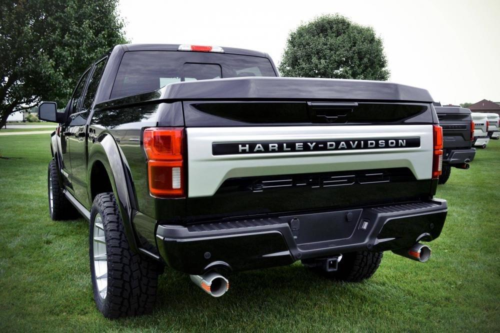 ford f 150 harley davidson 2 - Con o sin Ford, Harley-Davidson está decidido a relanzar su propio F-150