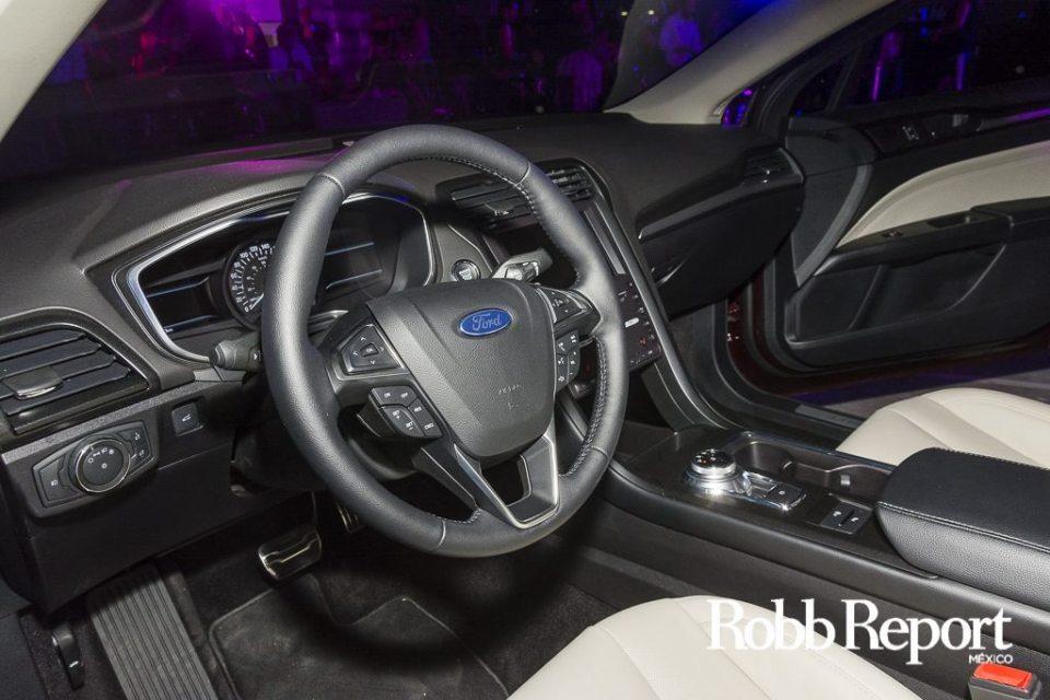 FordFusion43 1024x683 - Estuvimos en el lanzamiento del Ford Fusion 2017