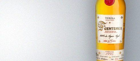Fuenteseca Reserva Extra Anejo Tequila 18 Anos large - 30 tequilas para la colección de un buen patriota