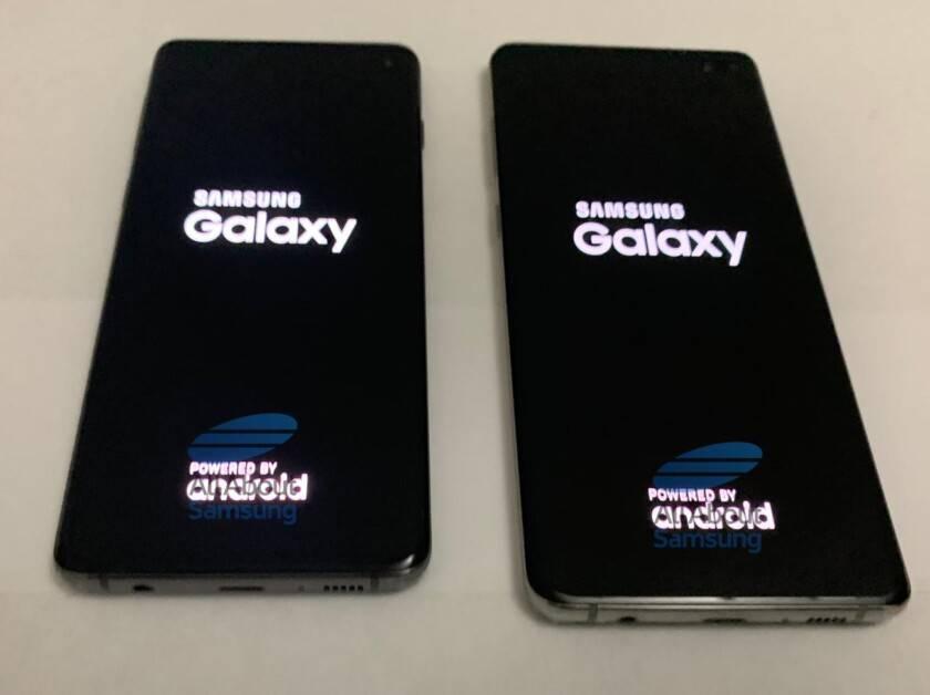 galaxys10boot fb0ac9aac4c9a7b16c9b50b08cfca5e9 - A semanas de su presentación, ya hay imágenes del Galaxy S10 de Samsung