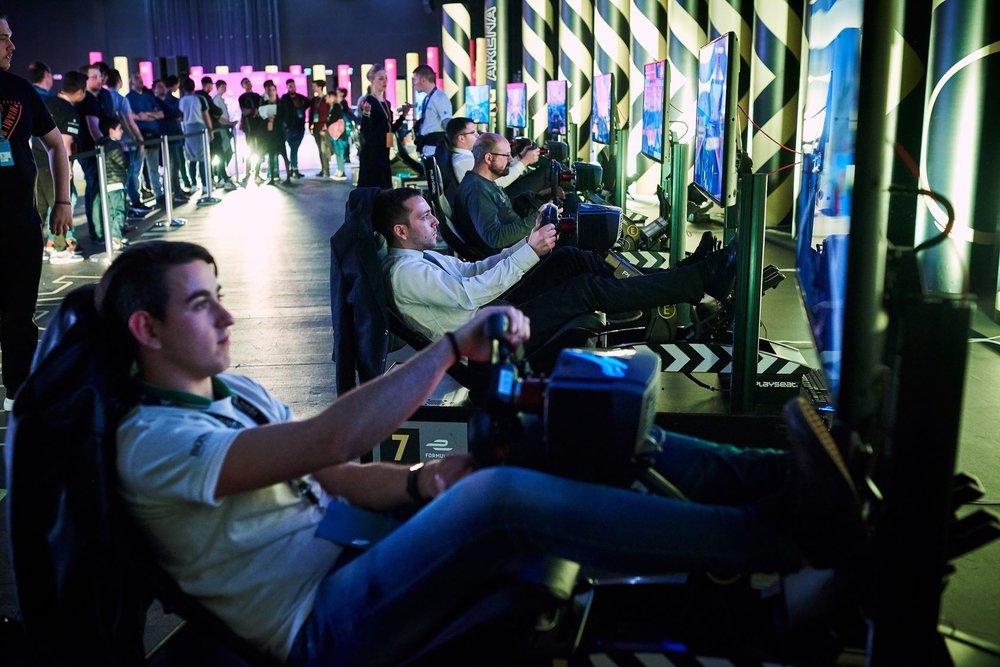 Gaming Arena 2 - Esto es todo lo que podrás vivir durante la Fórmula E