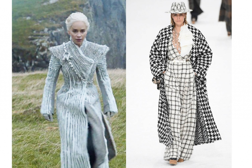 got1 1024x683 - ¿Alta Costura en el vestuario de Game of Thrones?