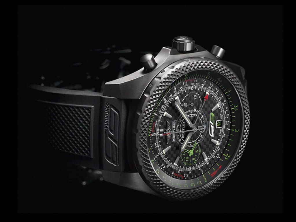 """Breitling presenta el """"Breitling Bentley GT3 Cronograph"""""""