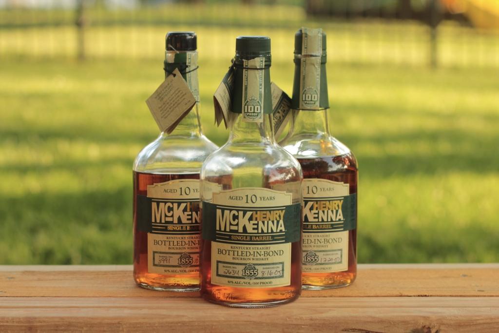 Henry McKenna Single Barrel Bourbon, nombrado el mejor whisky del 2019