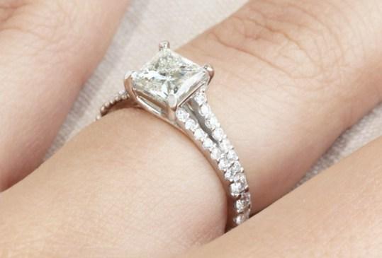 historia anillo de compromiso 2000 - Así es cómo ha cambiado el anillo de compromiso a través de los años