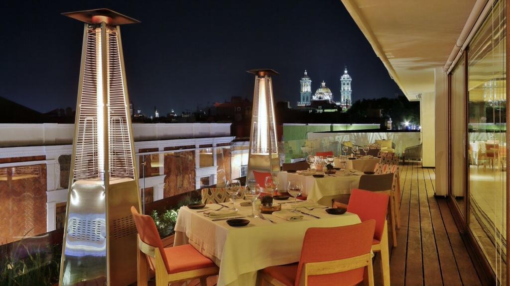 hotel cartesiano puebla restaurant 1024x575 - ¿Cuáles son los mejores lugares para escapar este fin del corte de agua?
