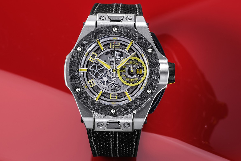 https   hypebeast.com image 2019 03 hublot big bang scuderia ferrari 90 anniversary watch 4 - Ferrari celebra 90 años con Hublot, tres relojes de colección que necesitas tener