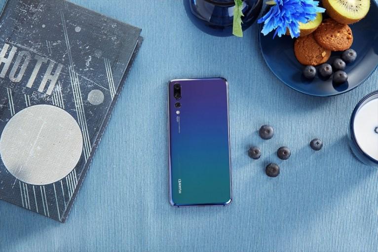 Huawei P20 Pro2 1024x683 - La versión Twilight de Huawei P20 Pro sí llegará a México
