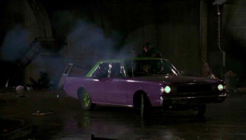 i016572 - Necesitamos saber cuál será el próximo auto del nuevo Joker