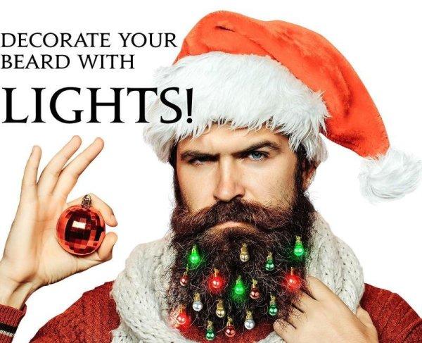 il fullxfull.1687027928 ojoi - ¡Ya puedes decorar tu barba con luces navideñas!
