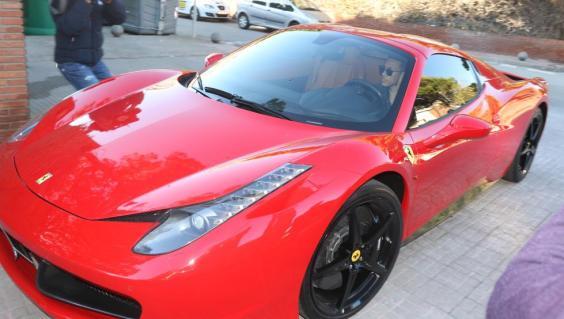 img pmorata 20151130 154747 imagenes md propias pmorata ft1a5986 kYeF U412201743198xtH 980x554@MundoDeportivo Web - Los 10 futbolistas que poseen los autos más lujosos en su garage