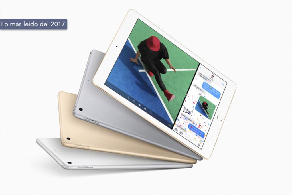 Esto es lo que se rumora sobre el iPad que ya viene