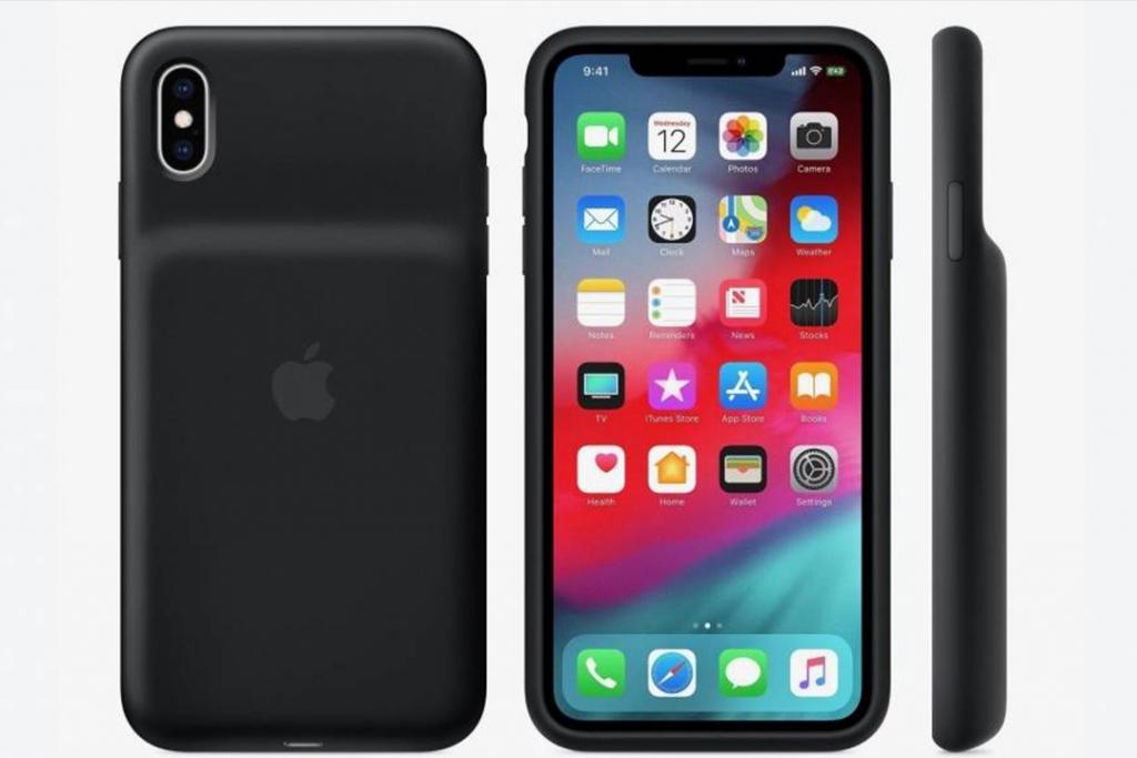iPhone cases 1024x683 - ¿Extrañabas los cases recargables de Apple? Están de regreso para tu XS