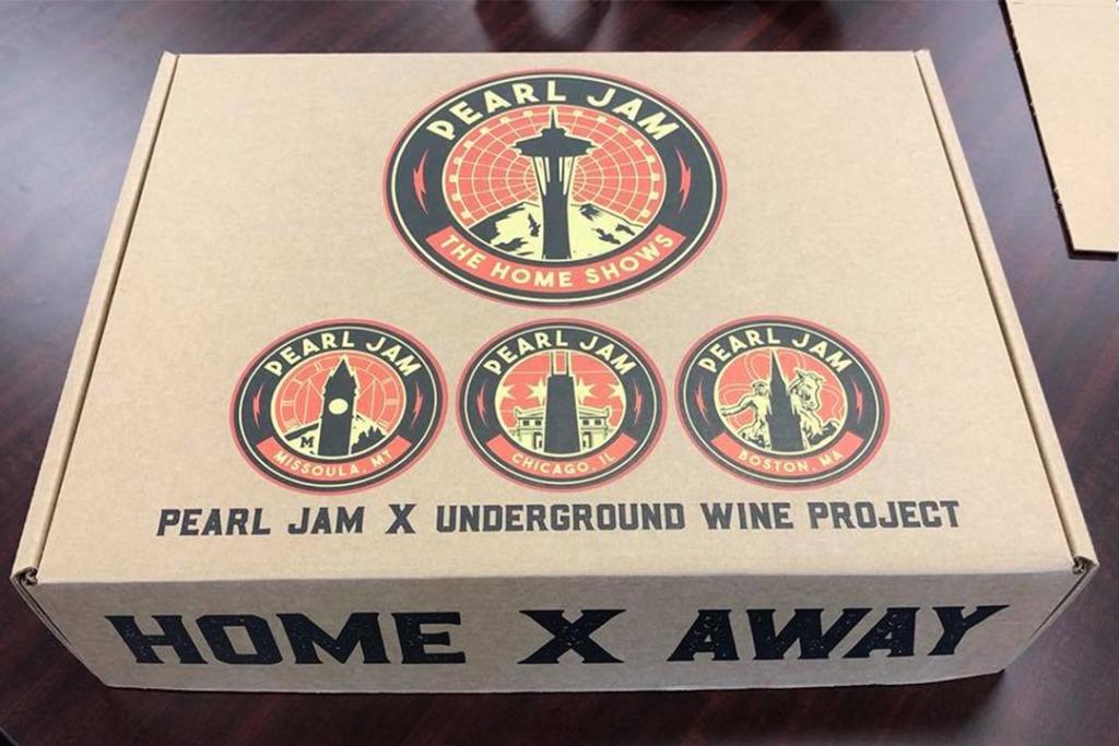 j3 1024x683 - Este es el vino de Pearl Jam que se agotó en 12 minutos