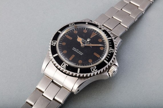 James Bond Buzz Saw Rolex Submariner 5513 from Live and Let Die Perpetuelle - ¿Eres fan de James Bond? Conoce estos 10 relojes del Agente 007