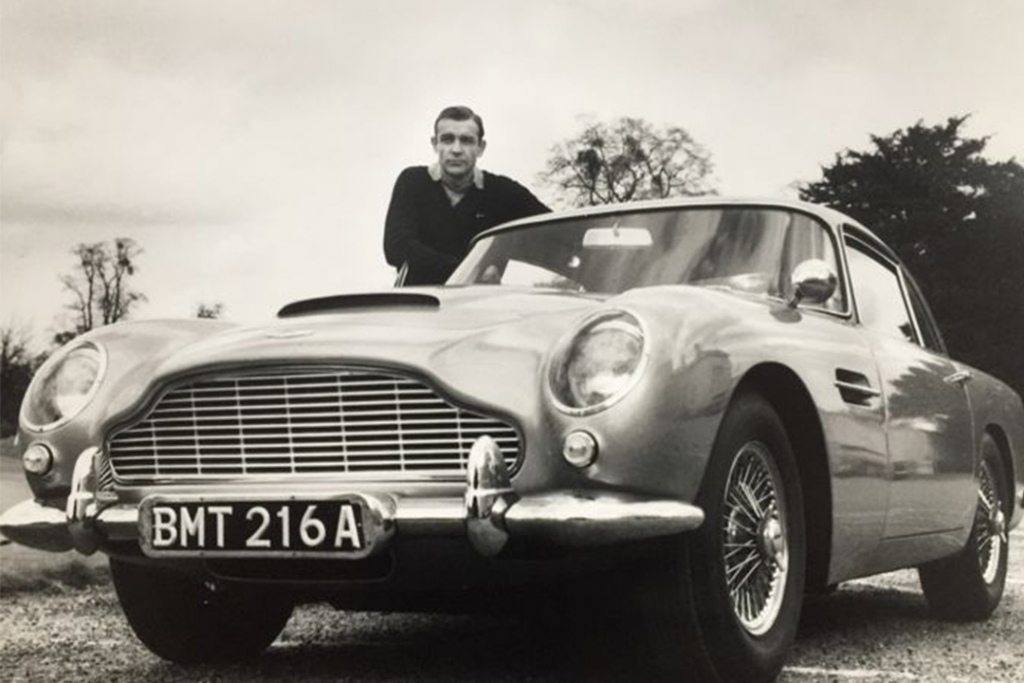 james bond1 1024x683 - Estos cinco objetos demuestran que James Bond es el gentleman favorito del cine