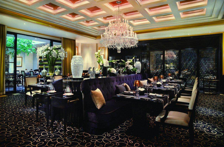 joel robuchon restaurant dinning area 1 - La guía completa para ir a ver a Luis Miguel en Las Vegas