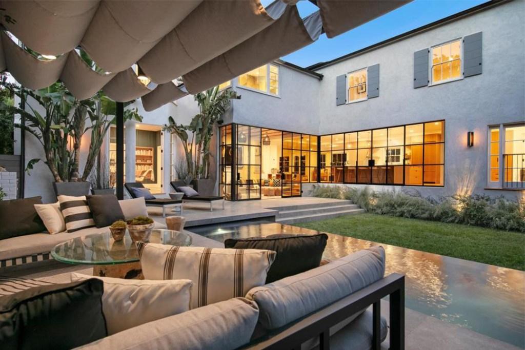 Echa un vistazo a la nueva mansión de Justin y Hailey Bieber de 8.5 millones de dólares