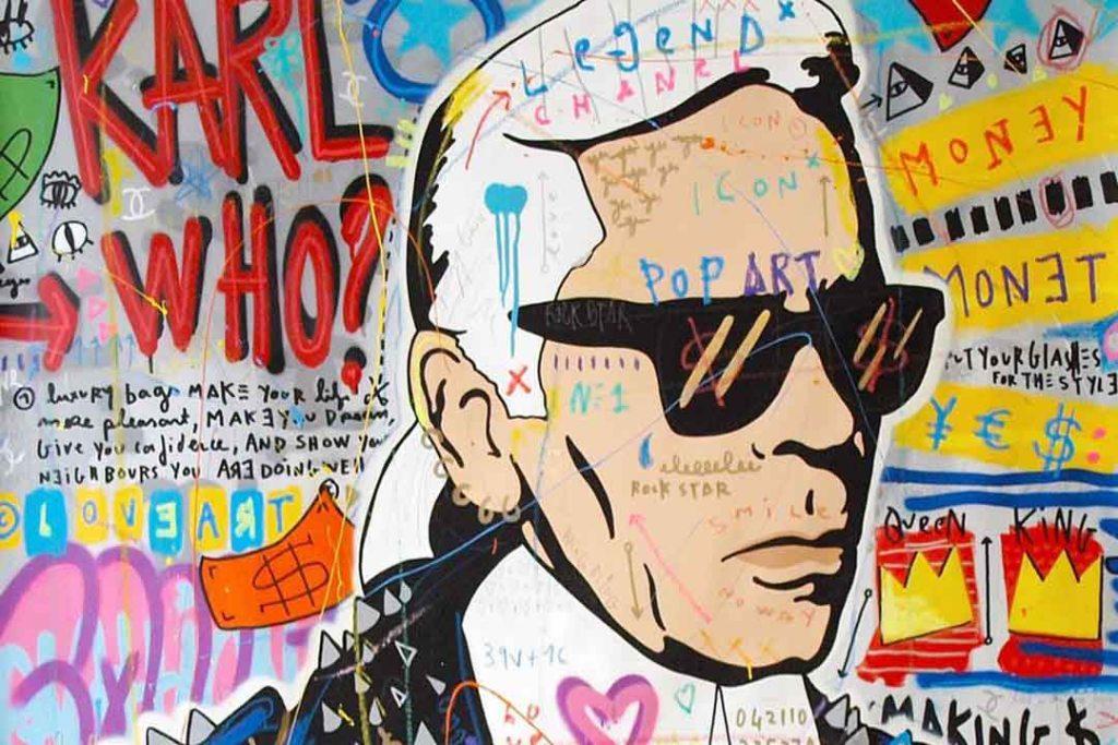 Cómo Karl Lagerfeld revolucionó Chanel a través de los años