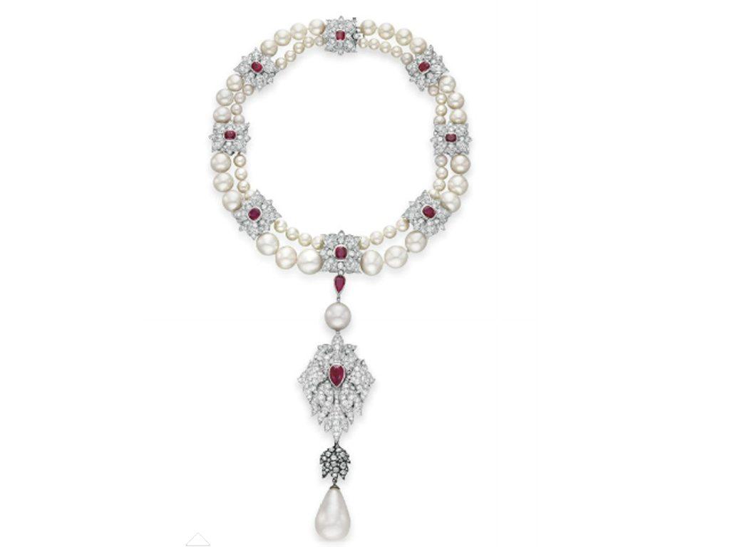 Una perla de la monarquía: La Peregrina
