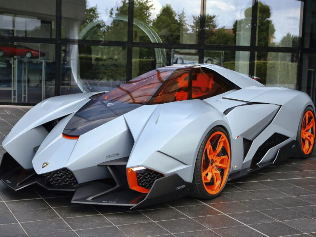 Lamborghini Egoísta: una pieza única en el mundo