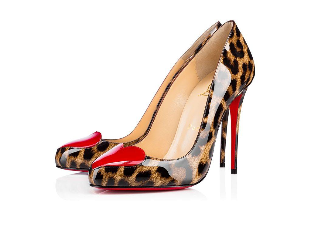 Los zapatos del amor de Christian Louboutin