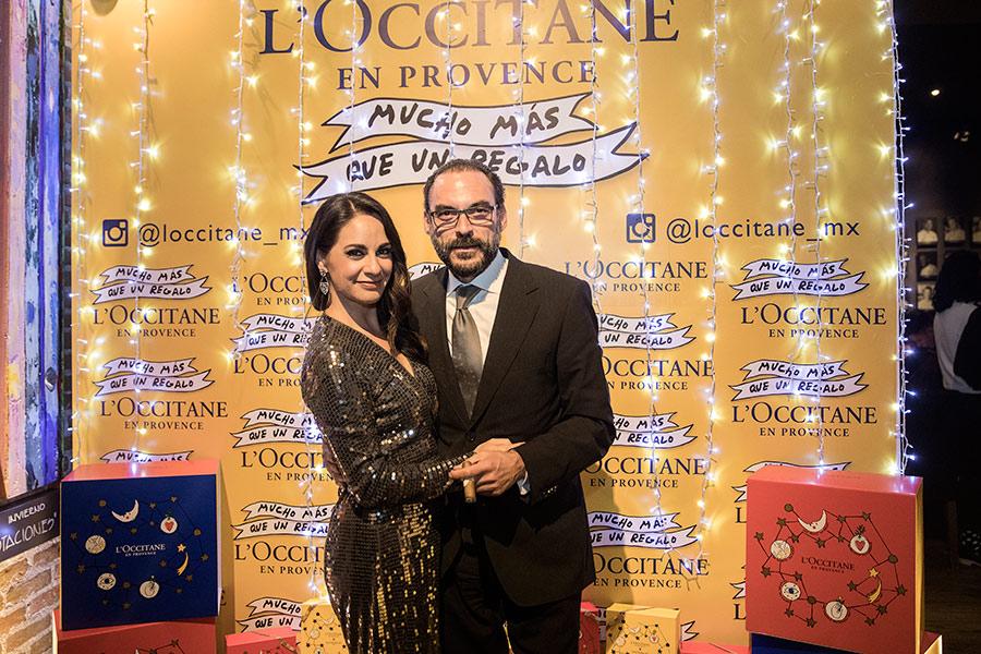 LOccitane Cena de gala add  - L'Occitane celebra su primeraGala de Navidad para celebrar estas fiestas