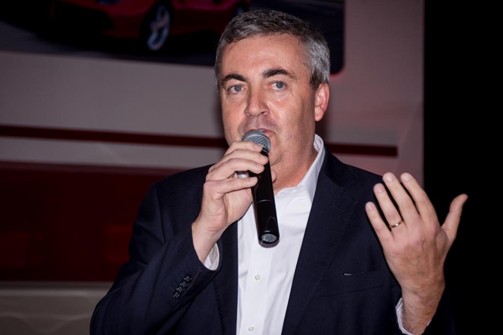 Luca del Monte 3 1024x683 - ¿Eres fan de Ferrari? Este es el libro que debes correr a comprar