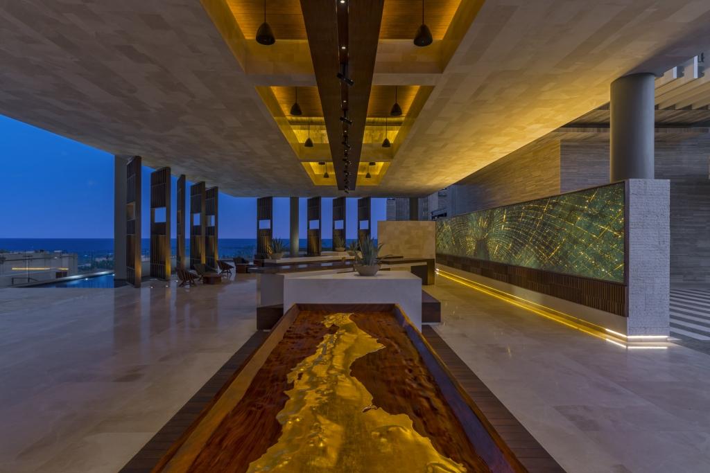 luxSJDLClo 256487 Lobby Med 1024x683 - Solaz, a Luxury Collection Resort es el hotel más bonito de Los Cabos