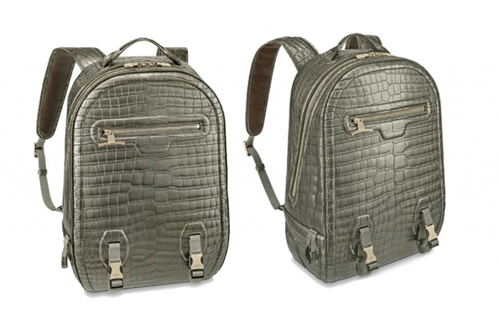 LV5 1024x683 - La mochila de un millón y medio de pesos de Louis Vuitton hará suspirar a los millennials